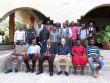 GAF ESTABLISHED A GEO-DATA MANAGEMENT SYSTEM FOR THE GEOLOGICAL SURVEY DEPARTMENT OF MALAWI