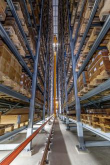 Ny logistiklösning för produktion av husbilar