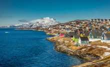 Svenskarna rusar till Grönland