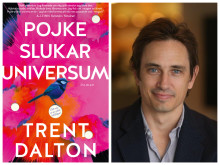 "HarperCollins ger ut ""Årets debutroman""  –  Pojke slukar universum"