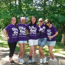Billericay Stroke Survivor Steps Out For Stroke
