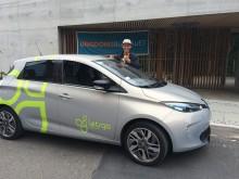 Ungdommens Folkemøde og LetsGo samarbejder om grøn transport