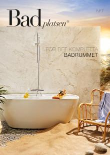 Badplatsen – komplett badrumsinredning från ledande varumärken