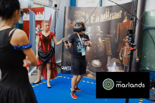Showcasing VR - SteamHammerVR in Southampton