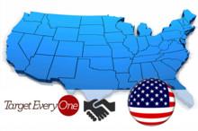 TargetEveryOne enters North America