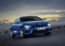 Prices announced for powerful new VW Scirocco
