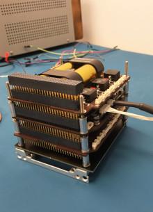 Målet: Sveriges första miniatyrsatellit i rymden