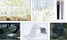 Finalister utsedda i designtävling för kyrkogården