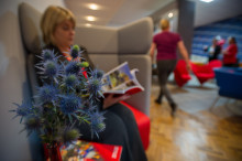 Virgin Trains transforms First Class Lounge in Leeds as customer numbers rise