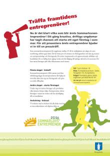 Träffa framtidens entreprenörer