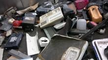 Vad händer med alla elektroniska prylar när vi inte längre vill ha dem?