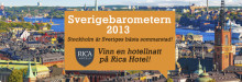 Vinn hotellnatt i en av Sveriges bästa sommarstäder