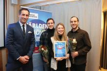 Harvest Umeå vinner 200 000 kr för klimatsmart matproduktionsidé