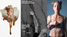 Examensutställning på Fotoskolan STHLM