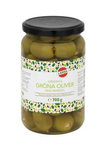 Larsas grekiska olivserie på Bergendahls