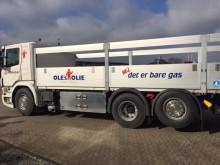 Ole's Olie skal transportere gasflasker i ny Scania