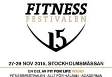 Tävla om 25 000 kronor i Kroppsterapeuternas monter på Fitnessfestivalen