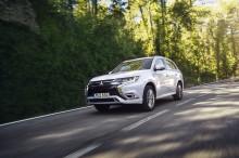 Mitsubishi Outlander PHEV når milstolpe med 200 000 sålda bilar