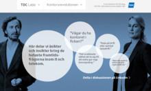 Nyhetsbrev: presentation av några profiler på TDC Labb