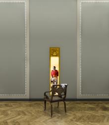 H. M. Dronningen åbner Nationalmuseets særudstilling Bag guvernørens spejle på Christiansborg Slot