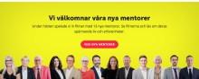 Mentorerna.se ser nya möjligheter i Norden