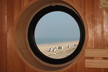 Manche mögen's heiß: Sylter Strandsaunen