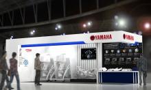 """「人とくるまのテクノロジー展」 ヤマハブースについて """"鋳造のエキスパート""""として独自技術を紹介"""
