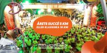 Midnattsloppets publik- och löparfest med start och mål på Ullevi