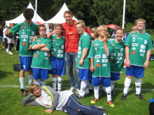 Gothia Cup opens up to more participating teams in Kim Källstrom Trophy 2012