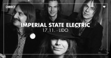 IMPERIAL STATE ELECTRIC  - på turné!