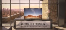 Win a brand new VIERA AX802 4K TV!
