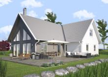 Tretton nya A-hus i årets huskatalog