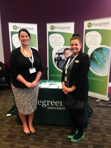 Finegreen Clinical at the Nursing Times Deputies' Congress