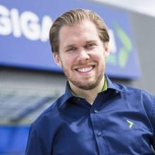 Elgiganten är med i 19 team i Sverige