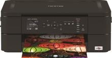 Nouveau trio jet d'encre couleur intelligemment compact pour un usage privé et professionnel