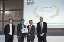 CNH Sustainability Logistics Supplier of the year