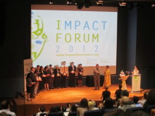 BagoSphere at Impact Forum 2012