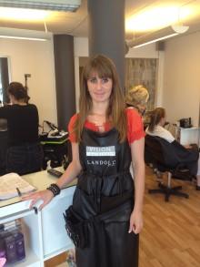 Vinst i domstol för frisören Alexandra Olsen