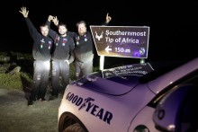 Goodyear och Rainer Zietlow slår nytt världsrekord
