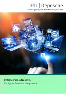 ETL Depesche- Sonderausgabe digitale Betriebsprüfung