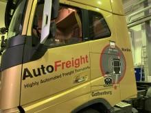 SAFERs forskare banar väg för självkörande lastbilar genom avancerad datainsamling