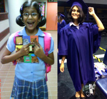 Graduate looks back at her time as an IB learner at KIS