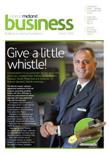 London Midland Business March 2015