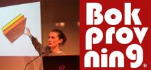 Filmerna från årets Bokprovning sänds i Kunskapskanalen den 25 maj