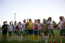 Hammarby Damfotboll bygger A-laget för 2016
