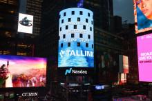 Nasdaq Helsingfors välkomnar Tallink Grupp