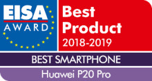 EISA kårer Huawei P20 Pro til «Årets beste smarttelefon»