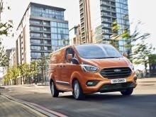 Nový Ford Transit Custom – ještě více stylu, produktivity a techniky pro nejprodávanější dodávku ve své kategorii