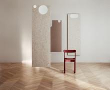 Skönhet och akustik förenas i Pia Walléns nya arbete för Abstracta