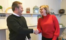 Riksbyggen och Bergs kommun i samarbete om trygghetsboende för äldre